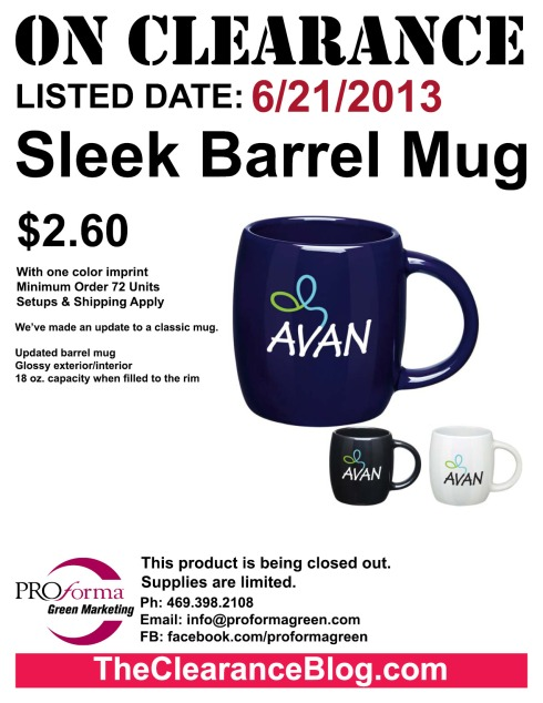 We've made an update to a classic mug.