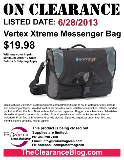 "Back features Viewpoint System zippered compartment (fits up to 15.4"" laptop) for easy storage and scanning of laptop."