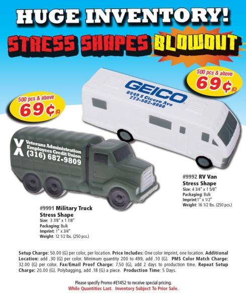 Super Summer Stress Shape Sale