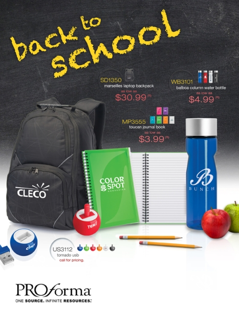 August Back to School Ideas
