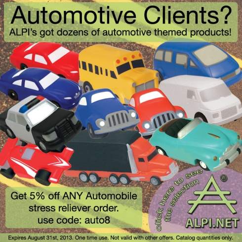 Drive Business with Automotive Promotions