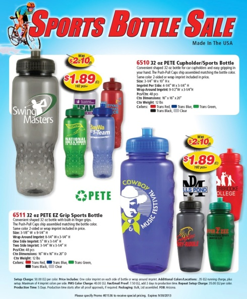 USA Made Sports Bottles, a Sure Way to Win the Day.
