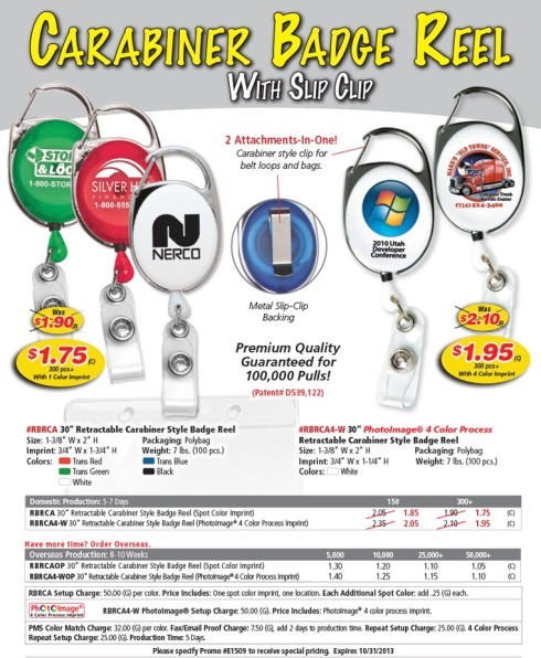 A Premium Carabiner for Summer Sale Prices