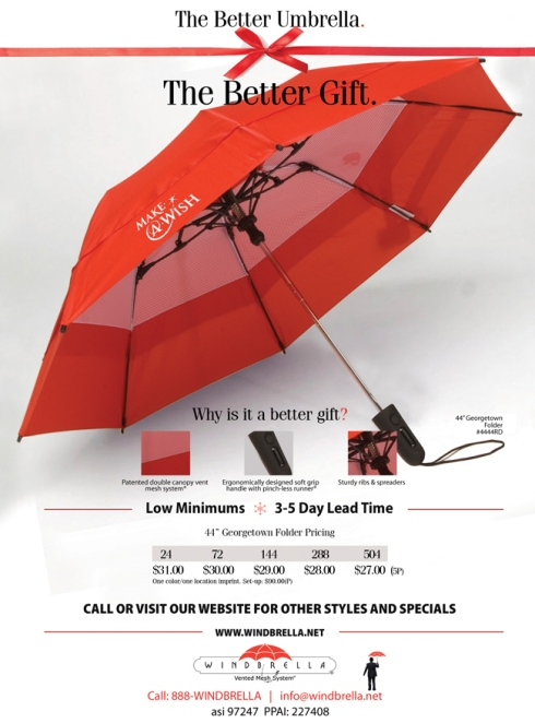 Windbrella-The Gift You Want To Give.