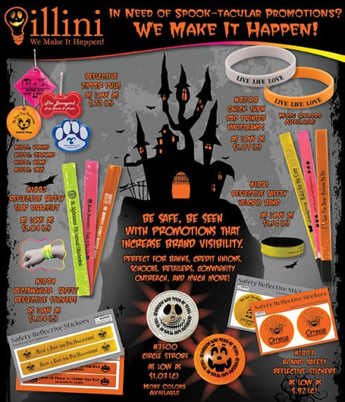 Spook-tacular Promotions from Illini.