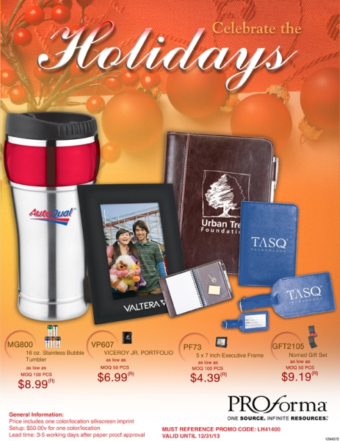 Great Holiday Deals