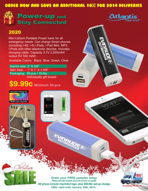 Mini Battery Bank Blowout Sale!!