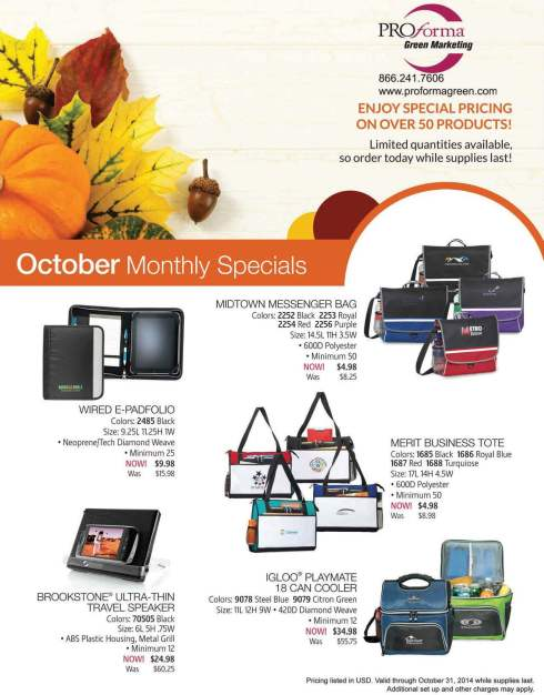 Proforma Green October Specials_Page_01